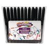 Colorations® Black Permanent Markers - Set of 12