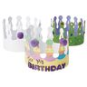 Colorations® Decorate Your Own Crowns - Set of 24