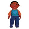 Excellerations® African American Boy Cuddle Buddy