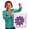 Colorations® Hanging Canvas Banners - Set of 12