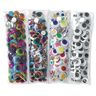 Colorations® Easy Storage Wiggly Eye Pack - 500 Pieces