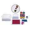 Colorations® Jumbo Liquid Watercolor™ Blank Stamp Pads - 6 Pieces
