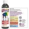Colorations® Glitter Liquid Watercolor™, Red - 8 oz.