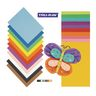 "Set of All 17 Assorted Colors 9"" x 12"" Tru-Ray® Sulphite Construction Paper"