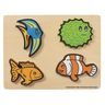 Excellerations® Fish Chunky Puzzles
