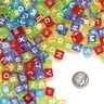Colorations® Colored ABC Beads - 300 Pieces