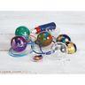 Colorations® Satin Ribbon, 400 Feet - 16 Spools