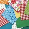 Colorations® Fabric Squares - 150 Pieces