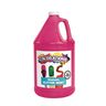 Colorations® Washable Glitter Paint, Magenta - 1 Gallon