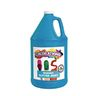 Colorations® Washable Glitter Paint, Turquoise - 1 Gallon