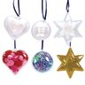 Colorations® Clear Ornaments - Sets of 36