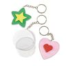 Colorations® Create Your Own Keychains- Set of 12