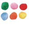 "Colorations® Jumbo 2"" Pom-Poms - 50 Pieces"