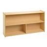 Angeles Value Line™ Preschool Divided Shelf Storage