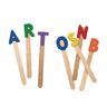 Colorations® ABC Foam Shapes in a Bucket - 1/2 lb.