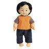 "16"" Multicultural Toddler Doll - Asian Boy"