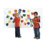 Colorations® Fun Shapes Paint Swatters - Set of 24