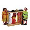 Birch Dress-Up Storage Unit