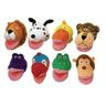 Big Mouth Animal Puppets - Set of 8