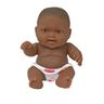 "10"" African American Huggy Baby"