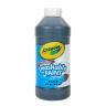Black Crayola® Washable Paint, 16oz