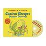 Curious George Dinosaur Discovery Book & CD