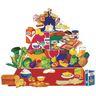Food Pyramid Felt Set