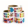 Colorations® Sticker Rolls - Set of 5