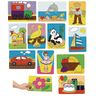 Excellerations® Early Childhood Puzzles - Set of 12