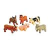 Soft Touch Baby Farm Animals - Set of 6