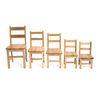 "16"" Birch Chairs - Set of 2"