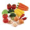 Life-Sized Fruit & Veggies - 38 Pieces
