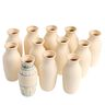 Colorations® Decorative Ceramic Vases - Set of 12