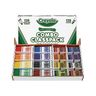 Crayola® Combination Marker and Crayon Classpack® - Set of 256