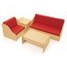 Angeles Value Line™ 4-Piece Living Room Set