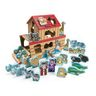 Noah's Ark Shape Sorter - 29 pieces