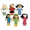 Excellerations® World Friends Dolls - Set of 6 Girls