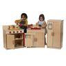 Preschool Kitchen - Sink, Stove & Refrigerator