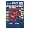 Classroom Wall Calendar