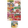 Ethnic Food Board Books - 7 Titles