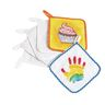 Colorations® Decorate Your Own Pot Holders - Set of 12