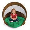 Hideaway Log Chair with Cushion