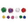 Colorations® Glitter Pom-Poms - 300 Pieces