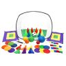Get Out & Get Moving Kit without Hula Hoops- 53 Pieces