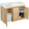 Birch Changing Table
