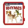 Photo Rhymes Language Cards - 40 Double-Sided Cards