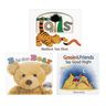 Touch & Feel Board Books - 3 Titles