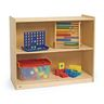 Value Line™ Birch 2-Shelf Storage