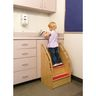 Step-Up Wood Toddler Stairs