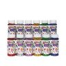 Colorations® Easy Shake Glitter - Set of 12
